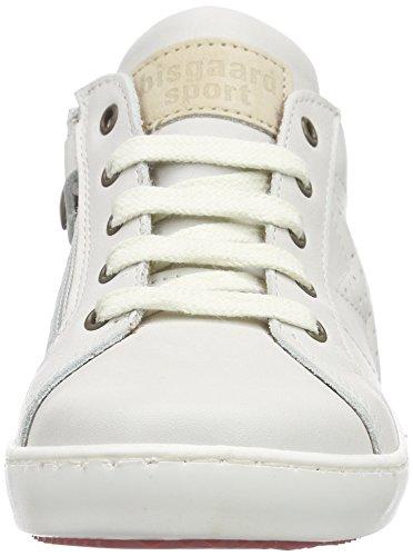 Bisgaard - Shoe With Laces, Scarpe da ginnastica Unisex – Bambini Avorio (Elfenbein (47 Off White))