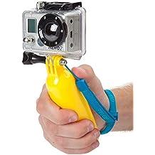 Palo Selfie Flotante para Gopro, Boya Flotador de Cámara Deportiva, Soporte Bobber Acuático,