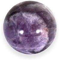 Chevron Amethyst Crystal Sphere ~2.5cm by CrystalAge preisvergleich bei billige-tabletten.eu