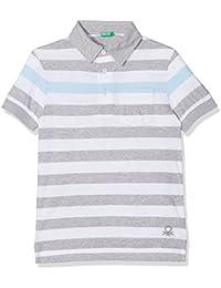 United Colors of Benetton H/S Shirt, Polo para Niños