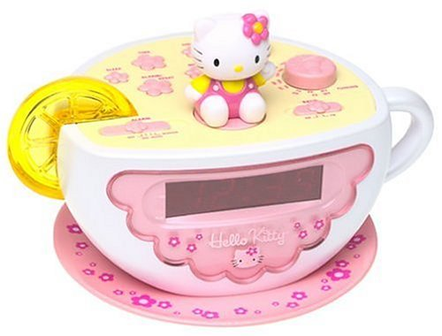 Hello Kitty Digitaler Radiowecker