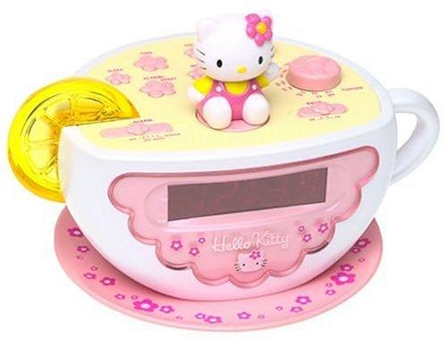 Hello Kitty Digitaler Radiowecker