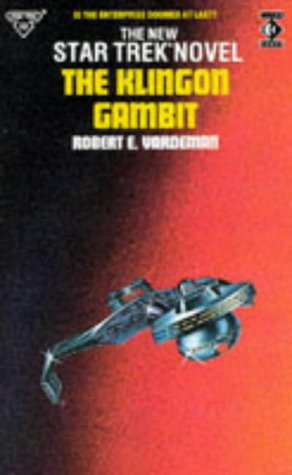 Cover of The Klingon Gambit (Star Trek)