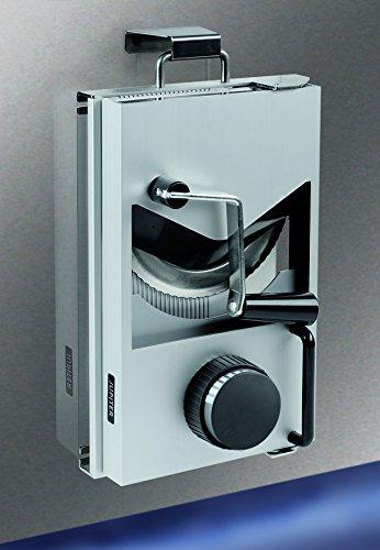 Jupiter 361050 Hand-Allesschneider - Brotschneidemaschine klappbar