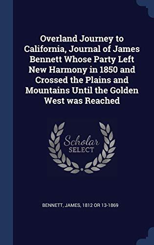California, Journal ()