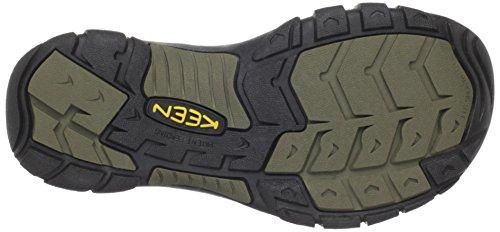 Keen KeenNewport H2 - Scarpe da Trekking e da Passeggiata Uomo Black/Stone Grey