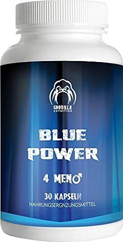 Goorilla Nutrition - Blue Power - Liebe, Lust und Leidenschaft - 30 Kapseln