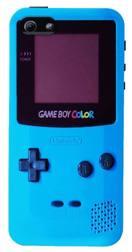 Case for iPhone 5/5S (Back Cover) (Iphone 5 Case Gameboy)