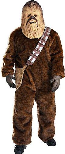 s Star Wars für Herren Einheitsgröße (Chewbacca Kostüme)