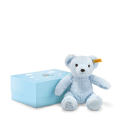 Steiff-My-First-Teddy-Bear-In-Gift-Box-Light-Blue