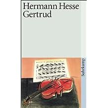 Gertrud: Roman (suhrkamp taschenbuch)