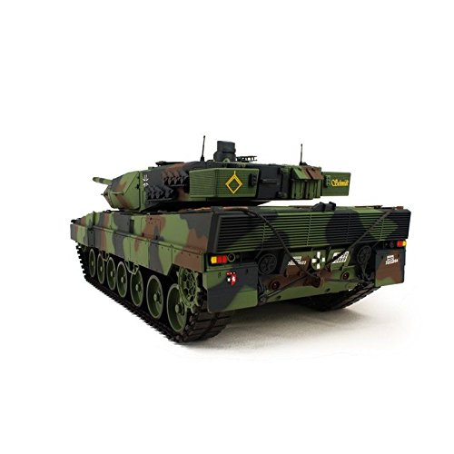 Torro Leopard 2A6 Panzer 2.4 Ghz 1/16 Torro-Edition - 7