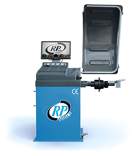 """Auswuchtmaschine Reifen Vollaut., mit Messarm, LCD-Monitor, 230V, 10 - 32"""" - RP-U3000PN"""