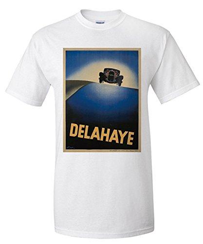 delahaye-vintage-poster-artist-perot-france-c-1932-premium-t-shirt