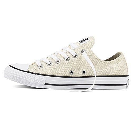 Converse Damen Ctas Ox Sneakers Hellbeige