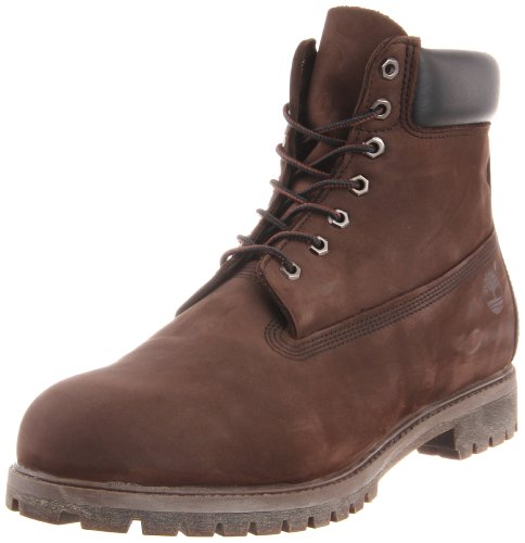 Timberland Af 6In Prem Bt, Chaussures montantes homme Marron