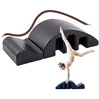 Pilates Spine Yoga Pilates Pilates corrección de la deformidad espinal cervical, cifosis Yoga espuma Corrección aparatos de ejercicios de Pilates Arco, ortopédica baja de la espina dorsal enderezadora