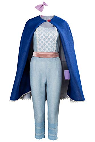 MingoTor Anime BO Peep Outfit Cosplay Kostüm Damen XS