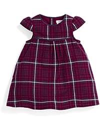 Mamas & Papas Tartan Dress with Smocking, Vestido para Bebés