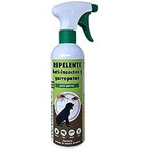 Novaclac® R3 Repelente anti-insectos y garrapatas 500ml
