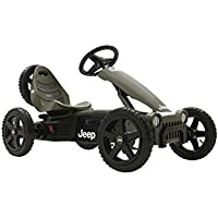 Berg 24.40.10.00 - GoKart Jeep adventure pedal-child carriages