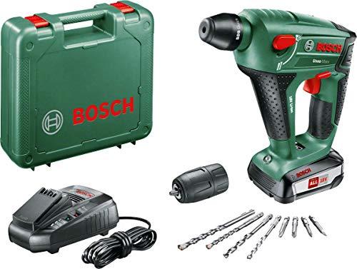 Bosch Akku Bohrhammer UneoMaxx (1 Akku, 18 Volt System, im Koffer)