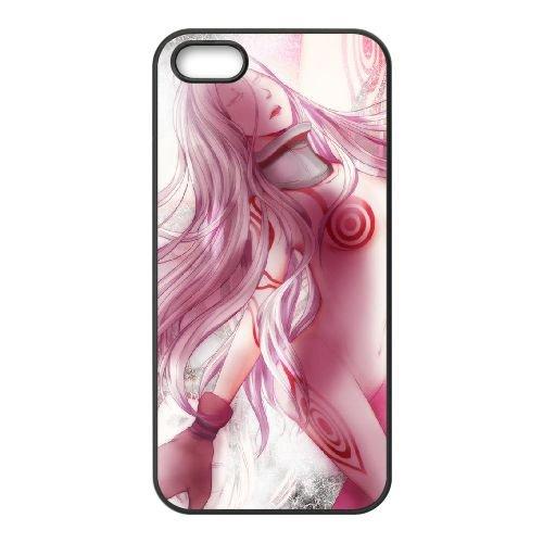 Deadman Wonderland coque iPhone 4 4S Housse téléphone Noir de couverture de cas coque EBDXJKNBO12485