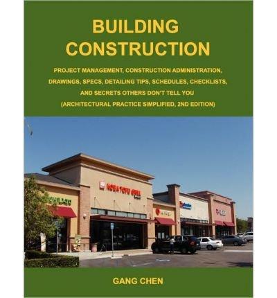 Construction Project Management Books Pdf