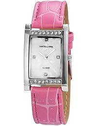 Excellanc Damen-Armbanduhr Analog Quarz Kunstleder 192022100113
