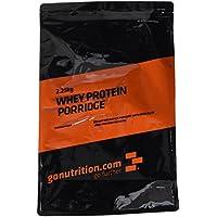 GoNutrition 2.25 kg Strawberry Jam Whey Protein Porridge Powder