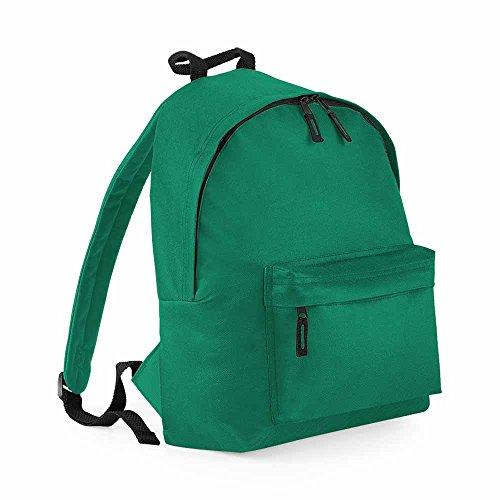 Bag base - Sac à dos école loisirs - BG125 - vert kelly - 18L - mixte homme / femme