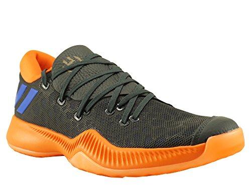 adidas Herren Harden B/E Basketballschuhe Orange (Carbon/Hirblu/Hirere Carbon/Hirblu/Hirere)