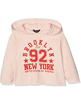New Look Mädchen Kapuzenpullover Brooklyn Logo