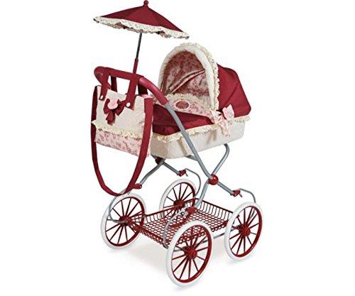 decuevas-toys-muneca-martina-coche-con-bandeja-bolso-y-sombrilla-42x68x81-cm