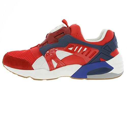Puma - Disc Blaze Athl - Sneakers Man Rouge