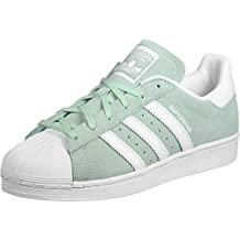 adidas Superstar W Calzado 5,5 ice mint/white