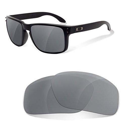 sunglasses restorer Basic Ersatzgläser Grey für Oakley Holbrook