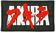 Akira kanji Parche Bordado para Planchar o Coser