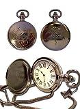 Abysse Corp Great Eastern Fullmetal Alchemist BIJGEE012 - Réplica de reloj de alquimista