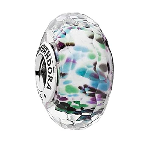 Pandora Women's Bead 925 Silver Shimmer Tropical Light – 791610