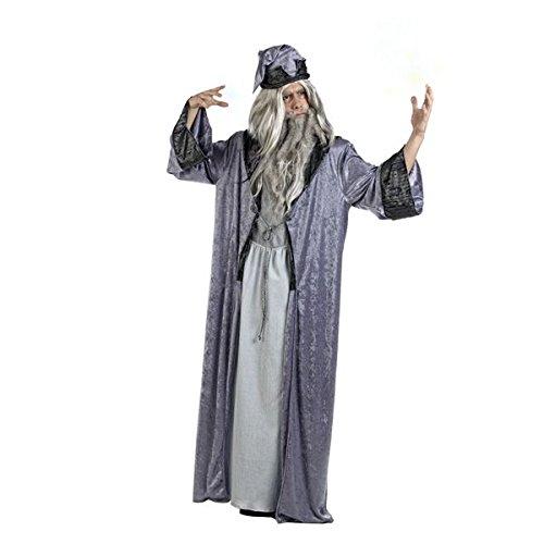 Imagen de limit sport  disfraz de mago para adultos, talla m ma618