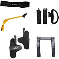 Sharplace Kit De Golf Gesture Alignment Swing Trainer Guide Pratique Correcteur De Coude Poignet Bras De Jambe