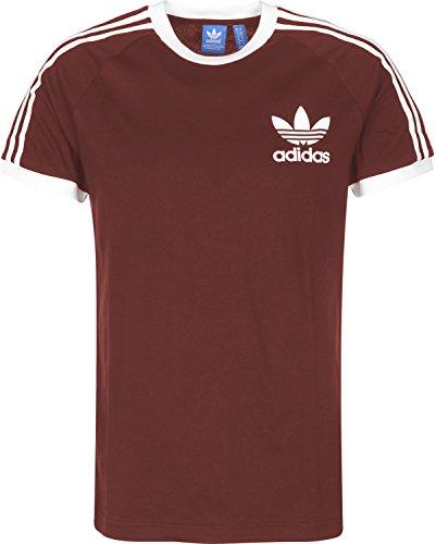 adidas California T-shirt mystery red