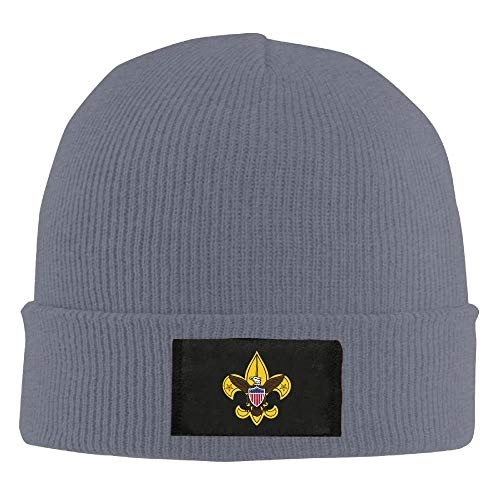 Naiyin Boy Scouting (Boy Scouts of America) - Adult Knit Cap Beanies Hat Winter Warm Hat