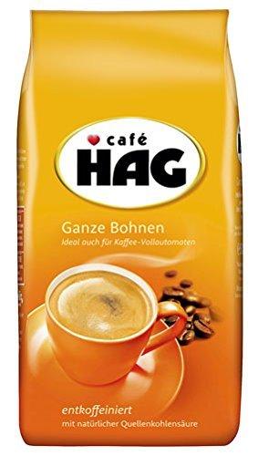 Cafe Hag - ganze Bohne - 500 g