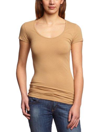 ONLY Damen T-Shirt, 15060053 LIVE LOVE LONG O-NECK SS TOP RPT (Weitere Farben) thumbnail