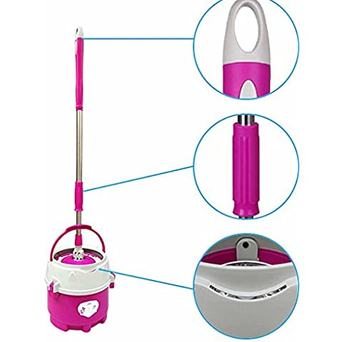 European-style compact bucket MOP, good God dragging and rotating MOP