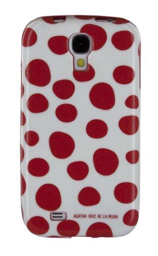 Agatha Ruiz de la Prada AGCT001 TPU-Etui für Samsung Galaxy S4 I9500