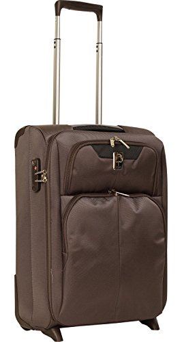 Delsey Expert 2-Rad Boardtrolley 55cm cheatnut