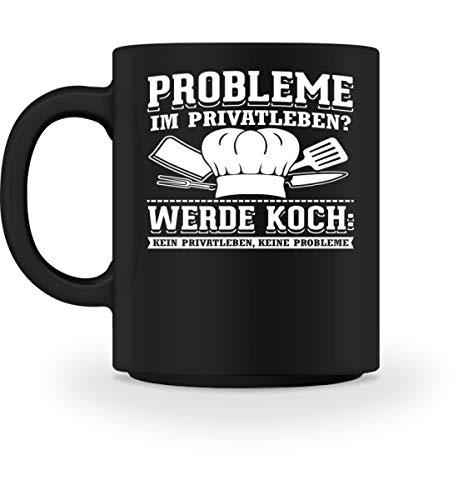 Chorchester Köche Haben Kein Privatleben Koch - Tasse